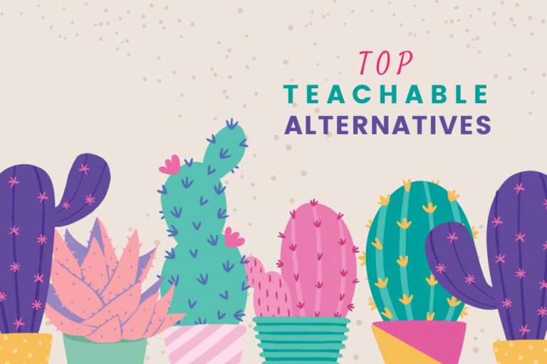 The 6 best Teachable Alternatives & Competitors in 2021