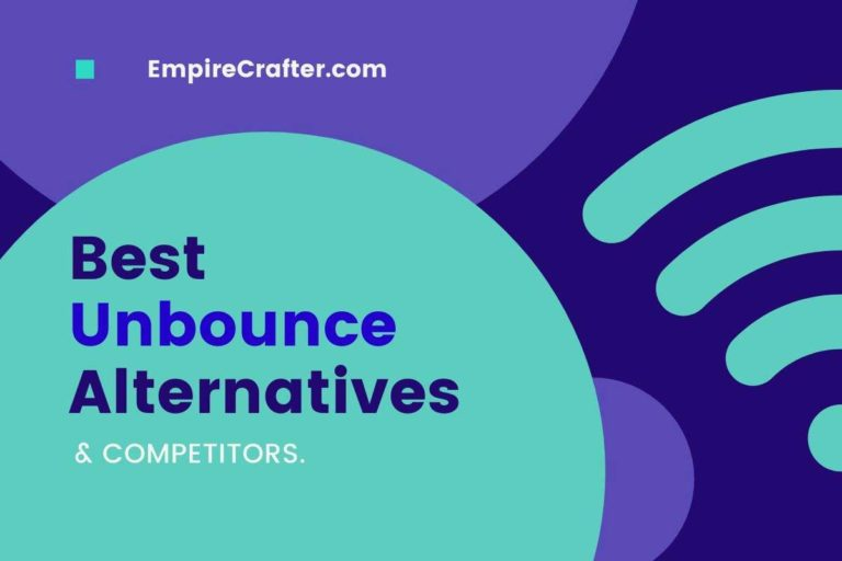 8 Best Unbounce Alternatives & Competitors in 2021