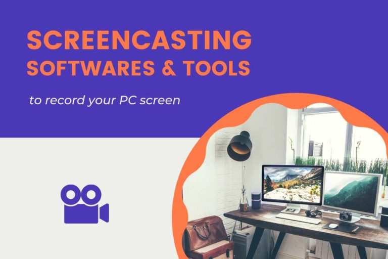 7 Best Screencasting Software & Chrome Extensions to Record Your Screen