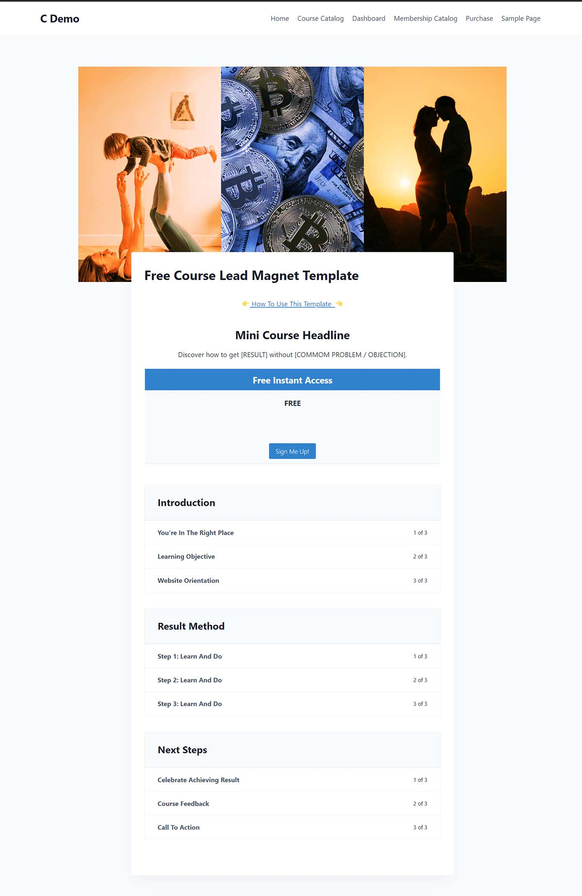 Course-Welcome-Template-LifterLMS