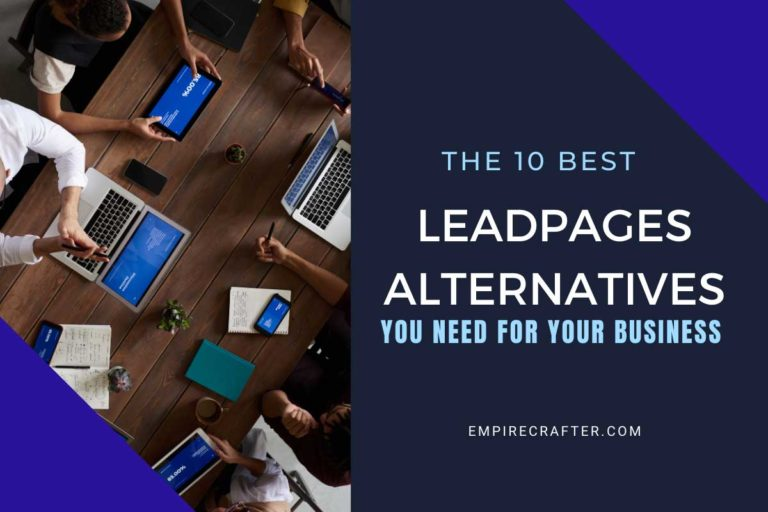 The 10 Best Leadpages Alternatives & Competitors For 2021