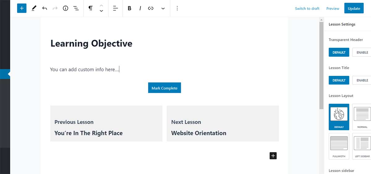 Lesson-Editor-LifterLMS2