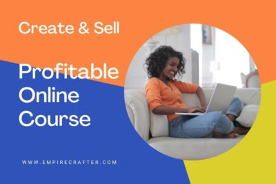 create sell online course