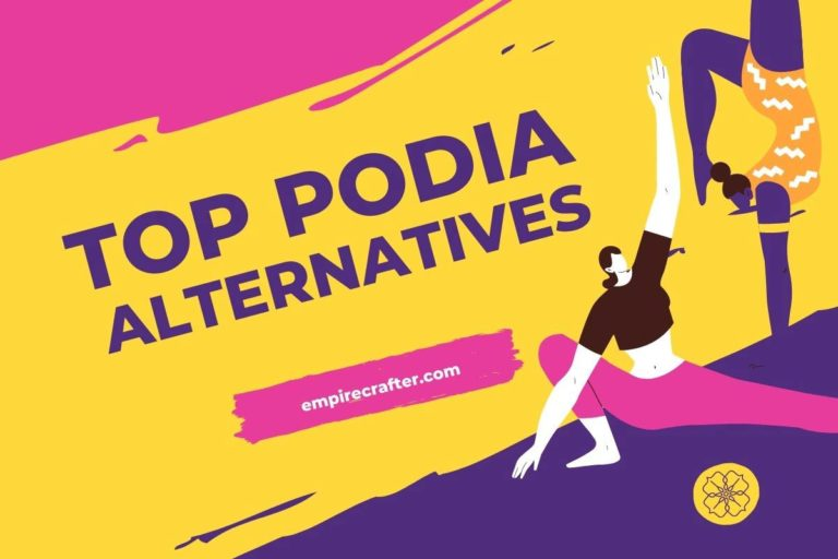 6 Best Podia Alternatives & Competitors – A Side by Side Comparison