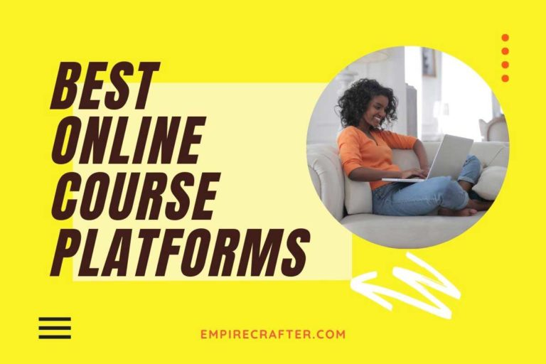 The 13 Best Online Course Platforms to Start a Coaching Business in 2021